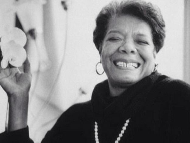 Her poetry and perspective on life is and ALWAYS will be legendary. Thank you for your beautiful spirit and the impression you left on this earth, Maya. Thank you God for sharing her with us. #RIPMayaAngelou- Jamie Foxx