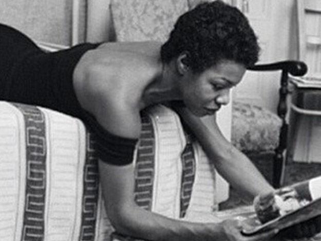 RIP Maya Angelou. - Khloe Kardashian
