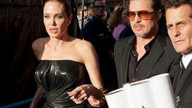 Brad Pitt speaks out about red carpet attack