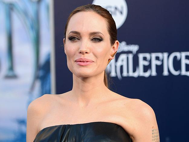 Ange took some time out from promoting her new movie to celebrate her 39th Birthday.