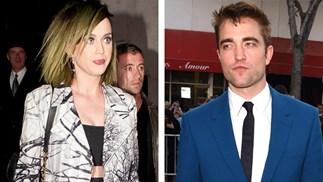 Robert Pattinson and Katy Perry caught flirting at party