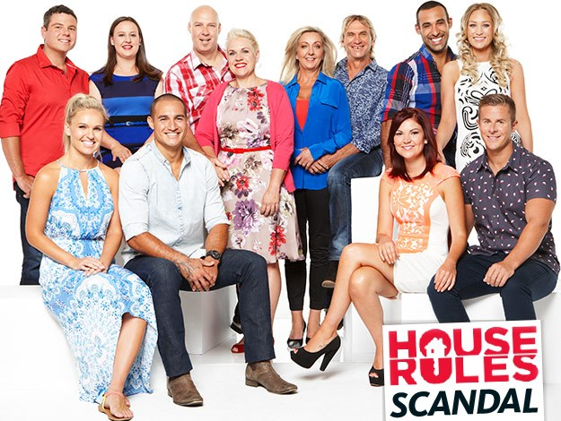 With a free home renovation and having their mortgage paid, it's no wonder these contestants applied for House Rules.
