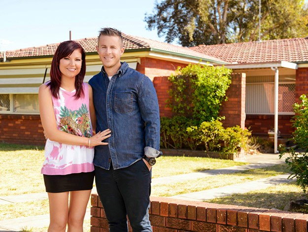After we broke the news of their shock split last week, Woman's Day can reveal more secrets of Candy and Ryan. Neighbours of the pair have confirmed the couple did not live in their TV house before filming began – and they spotted a Salvation Army truck dropping off furniture just before the cameras moved in.
