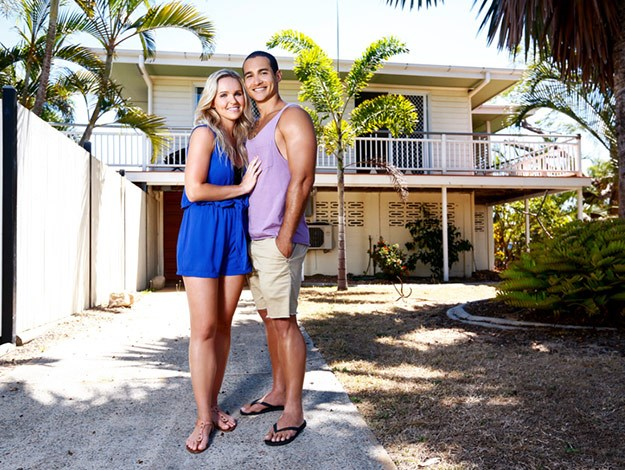 Maddi and Lloyd own two homes, tallying an estimated $940K. The Queensland couple both have renovation backgrounds and purchased their House Rules home last year, making it the second residence in their property portfolio.