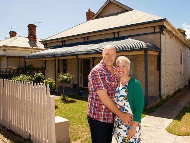 "Our investigations reveal ""battlers"" Mel and Bomber own three places between them. The pair, who said they started house hunting on their first date, each already own real estate."