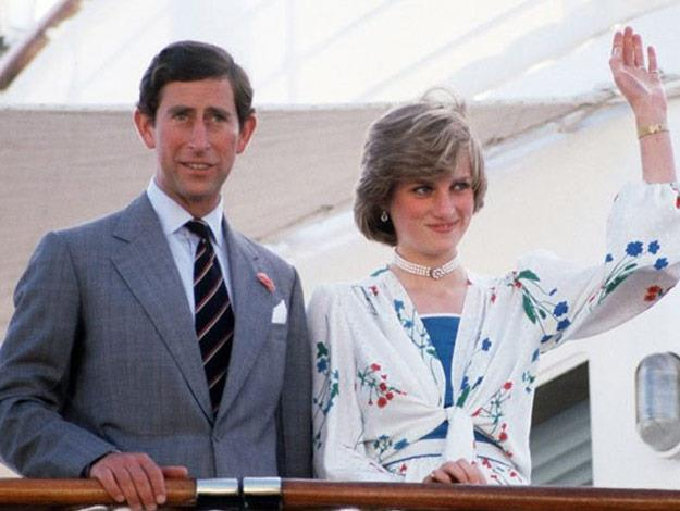 The newly married couple spent their honeymoon aboard the HMY Britannia cruising the Mediterranean Sea.