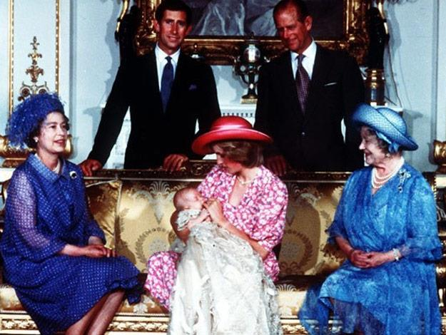 On June 21, 1982, Diana and Charles' first son and heir to the throne, William Arthur Philip Louis was born.