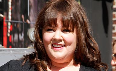 Melissa McCarthy: 'I cried about not being thinner'