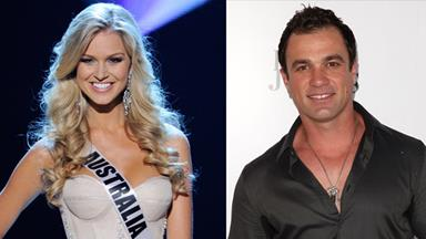 Former Miss Universe stars in Shannon Noll's new clip