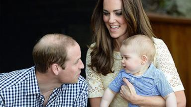 Prince George's first birthday plans revealed