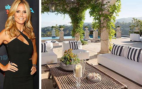 Heidi Klum lists EPIC LA mansion for sale for $25 million