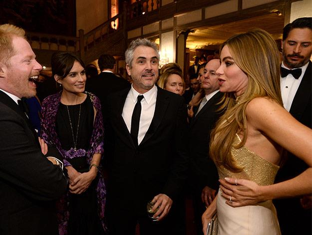 Joe first met Sophia at the White House Correspondents Dinner back in May.