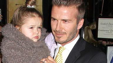 Happy Birthday Harper Beckham!