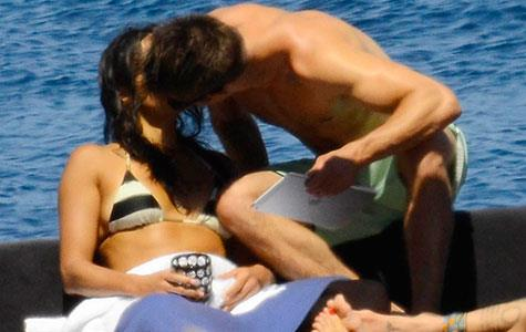 Zac Efron and Michelle Rodriguez: Fast, furious fling