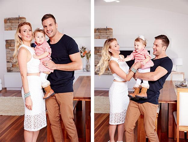 Beau Ryan and his beautiful family.