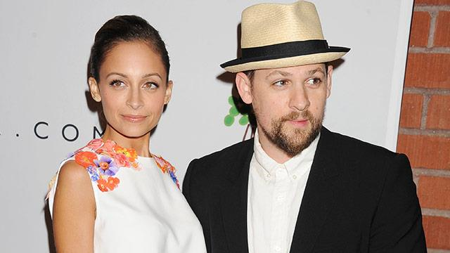 Joel Madden and Nicole Richie living separate lives