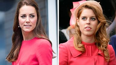 Kate vs Beatrice: The royal rift