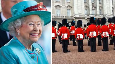 Queen's Guard plays Game of Thrones theme tune