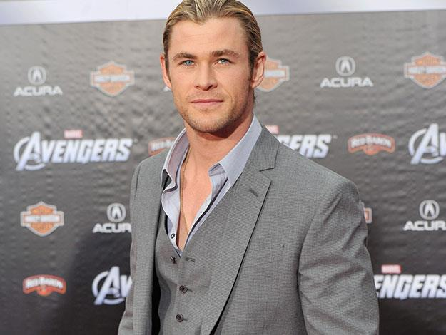 Chris Hemsworth one of Hollywood's top 10 highest paid ...