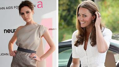 Victoria Beckham gave Duchess Catherine Louboutins boots