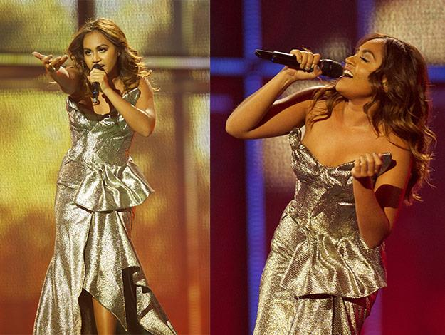 At just 25 years of age, Jess has already performed on the international stage at the Eurovision awards earlier this year.
