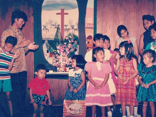 Jessica grew up in a Christian family and from an early age was involved in singing in the church choir