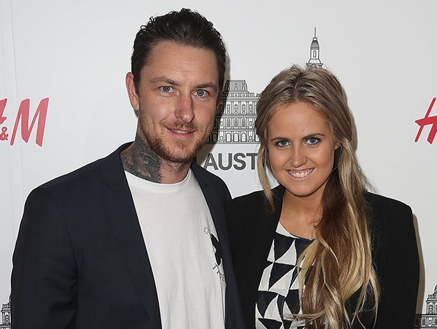 Dale and Sophie were contestants on the 2012 series of The Block.