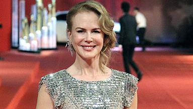 Nicole Kidman's health secret: 'I eat everything and exercise with the family'