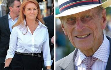 Sarah Ferguson flees Prince Philip, cutting holiday short