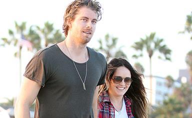 Home And Away stars reunite in LA