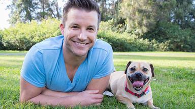 Luke Jacobz: My puppy has the X Factor