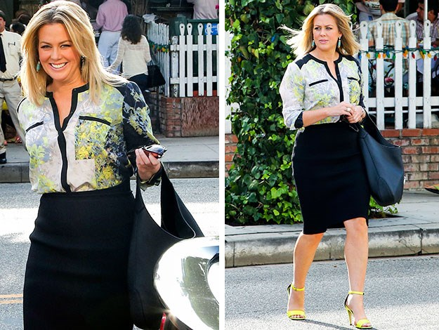 Sam looked positively glowing when she stepped out in Sydney! Living up to the name of her new show, it seems that she really is *Bringing Sexy Back*!