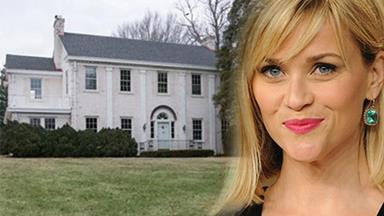 Inside Reese Witherspoon's new Nashville home