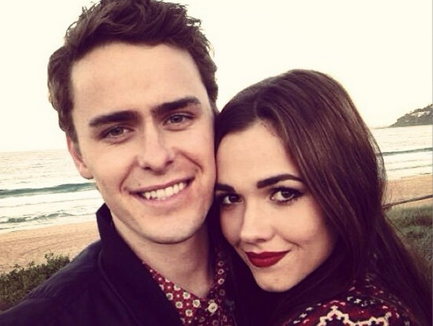 It's official! Home and Away hotties, Demi Harman and Alec Snow have confirmed they're officially an item.