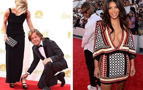 Felicity Huffman, Kim Kardashian