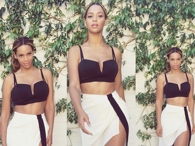 Beyonce hasn't just got a great set of pipes, she's also got one of the world's most enviable wardrobes.
