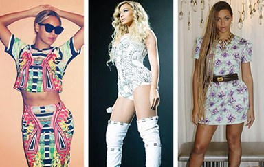Beyonce's fierce and flawless fashion