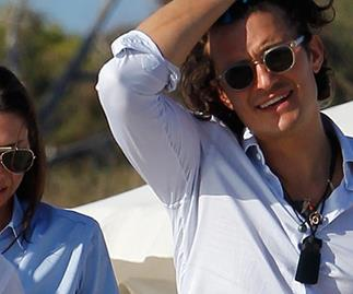 Orlando Bloom talks relationship with Erica Packer: 'We're just friends'