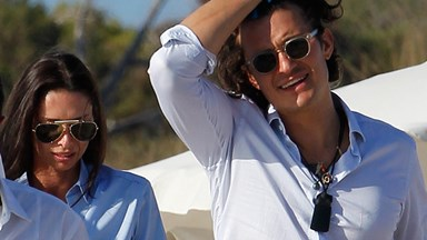 """Orlando Bloom talks relationship with Erica Packer: 'We're just friends"""""""