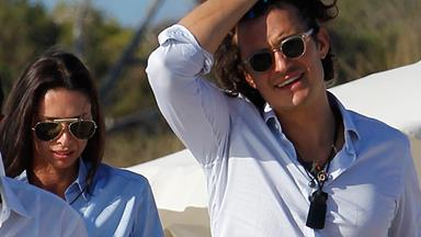 Orlando Bloom talks relationship with Erica Packer: 'We're just friends""