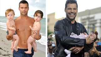 Ricky Martin plans to welcome a baby girl next year