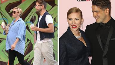 Scarlett Johansson has welcomed her first child!