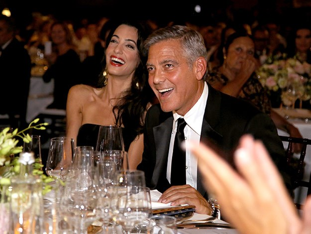 The Celebrity Fight Night, held in Italy, benefits The Andrea Bocelli Foundation.