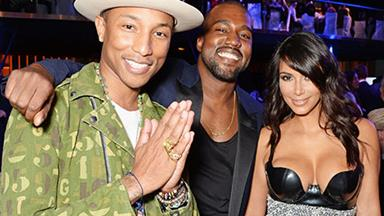 Kim and Kanye named North on Anna Wintour and Pharrell's advice