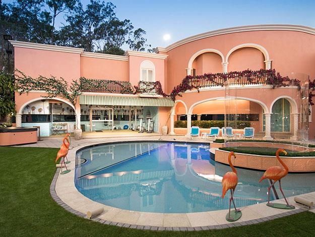 "This year's Big Brother house is the first two-storey compound, and even has a treehouse. ""I can imagine some monkey business going on there,"" says host Sonia Kruger."