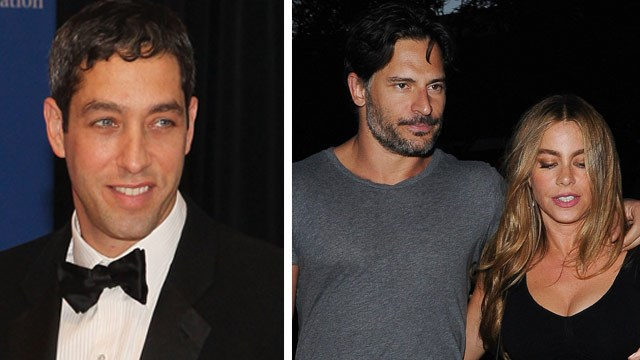 Nick Loeb, Sofia Vergara, Joe Manganiello