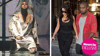 Health scare: Kanye West rushed to hospital in Australia