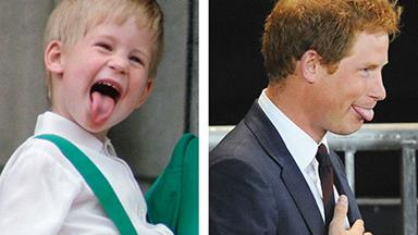 Celebrating 30 years of Prince Harry