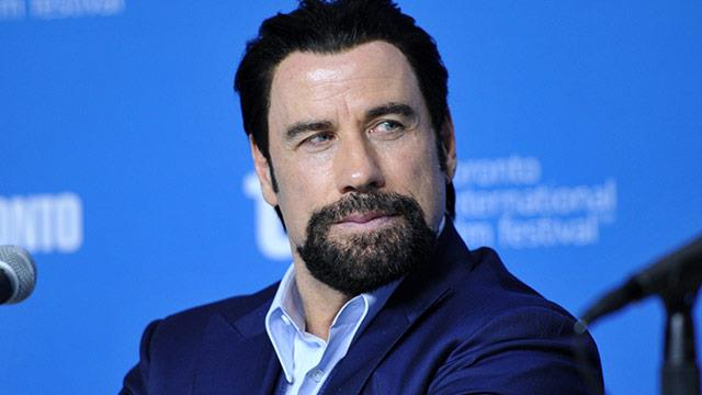 John Travolta gay rumours