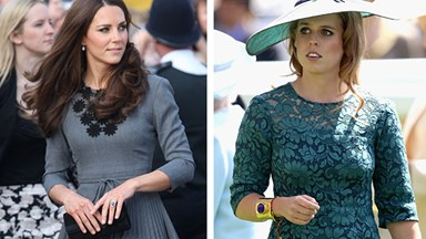 Princess Beatrice's fury: Duchess Kate ruined my wedding!